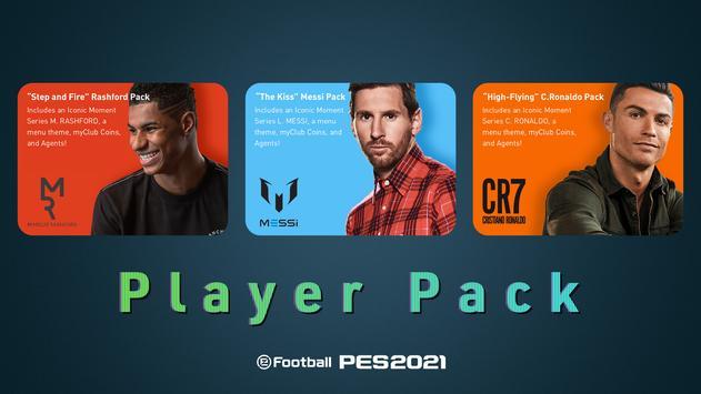 eFootball PES 2021 ảnh chụp màn hình 8