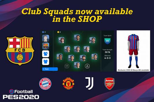 eFootball PES 2020 poster