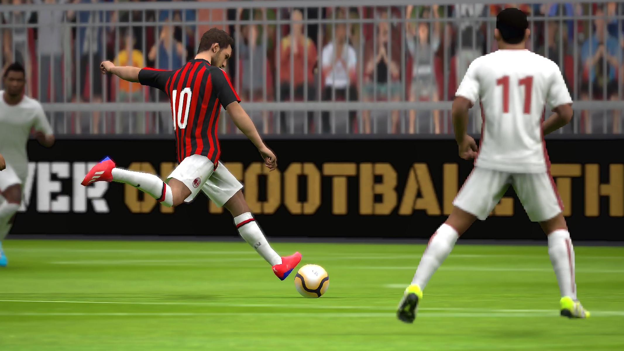 Download PRO EVOLUTION SOCCER (PES 2018) APK Latest Version