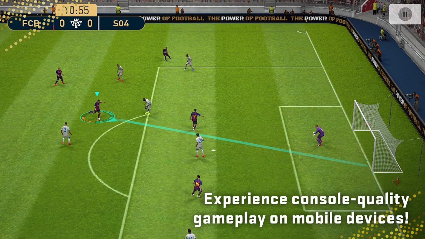 download game pes 2018 ios