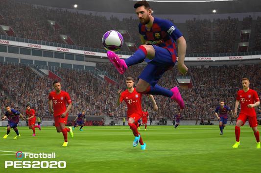 eFootball PES 2020 screenshot 1
