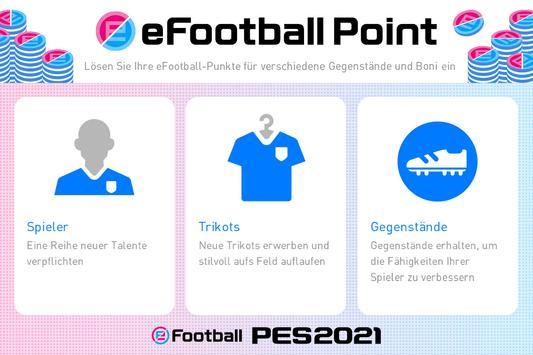 eFootball PES 2021 Plakat