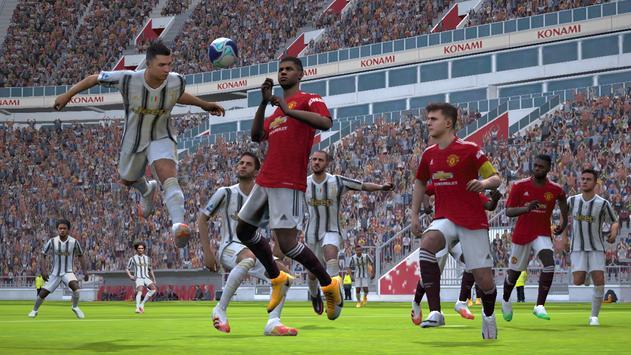 eFootball PES 2021 captura de pantalla 10