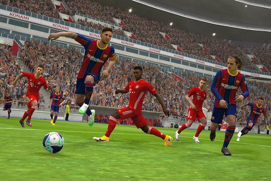 eFootball PES 2021 captura de pantalla 1