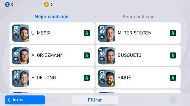 eFootball PES 2021 captura de pantalla 23