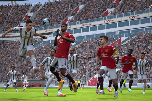 eFootball PES 2021 captura de pantalla 2