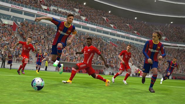 9 Schermata eFootball PES 2021