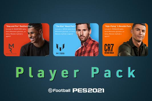 Poster eFootball PES 2021