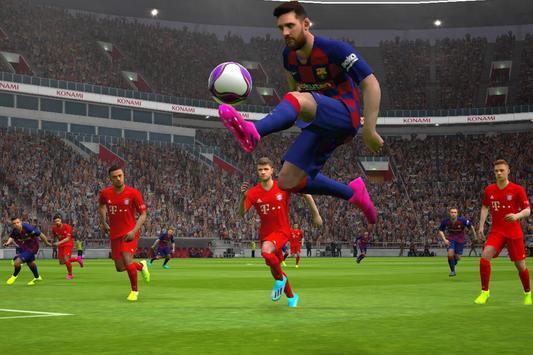 eFootball PES 2020 Cartaz