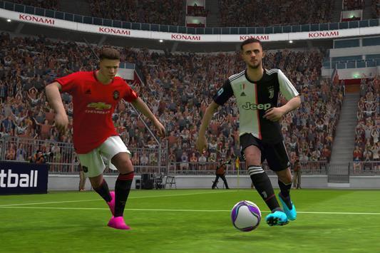 eFootball PES 2020 imagem de tela 1