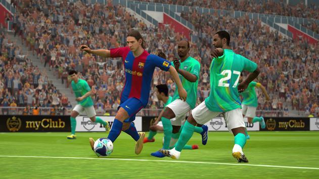 eFootball PES 2021 скриншот 18