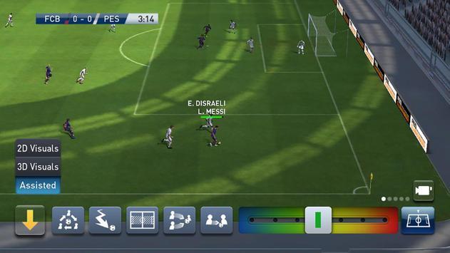 PES CLUB MANAGER screenshot 5