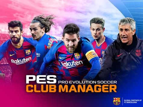 PES CLUB MANAGER screenshot 7