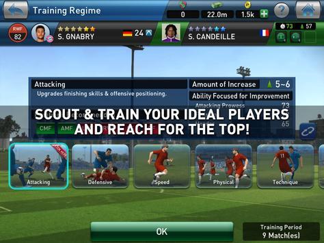 PES CLUB MANAGER screenshot 9