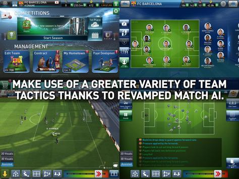PES CLUB MANAGER screenshot 13