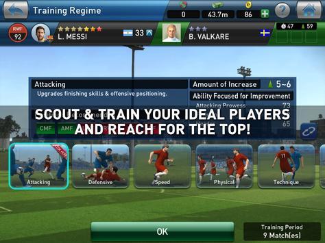 PES CLUB MANAGER screenshot 10