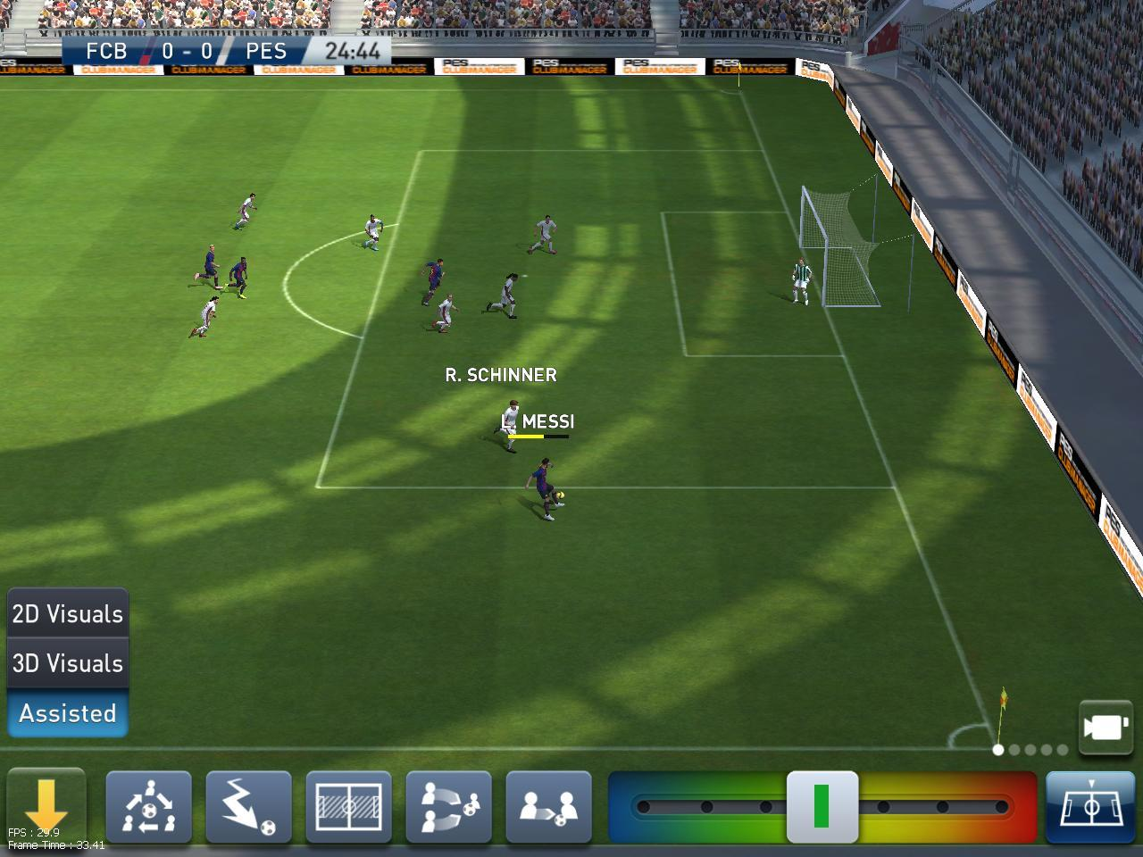 PES CLUB MANAGER APK Download - Free Soccer GAME for Android