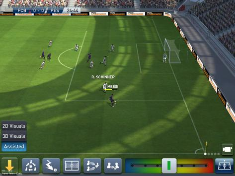 PES CLUB MANAGER screenshot 12
