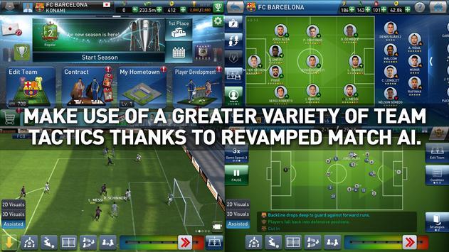 PES CLUB MANAGER imagem de tela 1