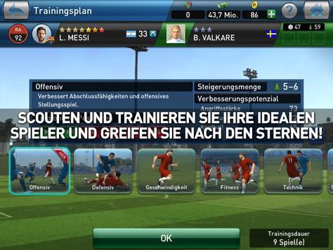 PES CLUB MANAGER Screenshot 17