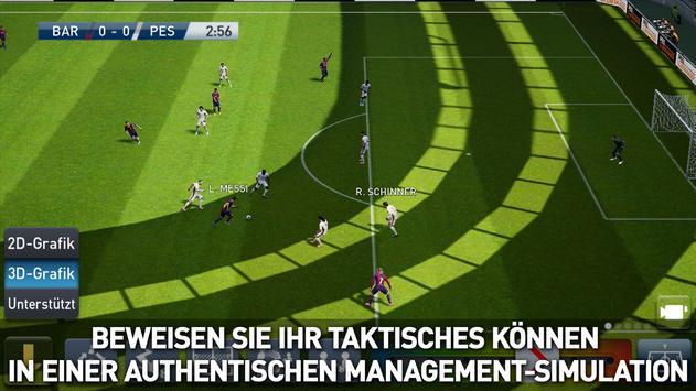 PES CLUB MANAGER Screenshot 1