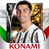 PES CARD COLLECTION icône
