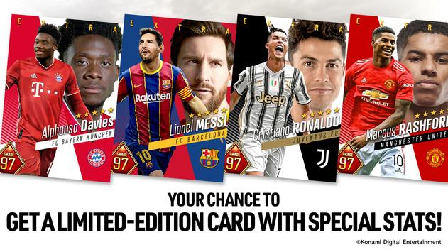 PES CARD COLLECTION Affiche