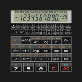 Scientific Calculator 995 أيقونة