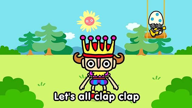 Let's clap our hands (FREE) screenshot 2