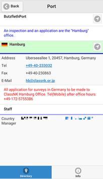 ClassNK Directory screenshot 1