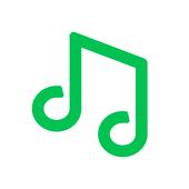 音楽はLINE MUSIC(ラインミュージック) 音楽を無料試聴できる人気音楽アプリ icon