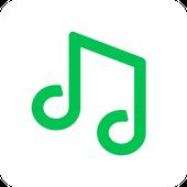 LINE MUSIC(ラインミュージック) 音楽なら音楽無料お試し聴き放題の人気音楽アプリ иконка