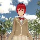 Women's School Simulator 2019 icon