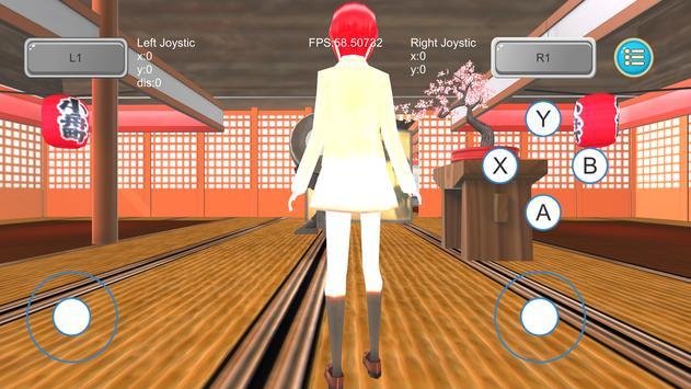 Women's School Simulator 2019 screenshot 22