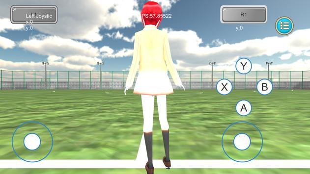 Women's School Simulator 2019 screenshot 2
