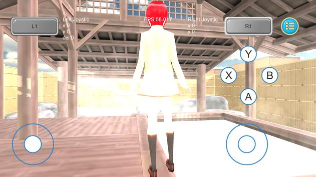 Women's School Simulator 2019 screenshot 7