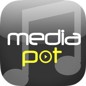 media pot icon