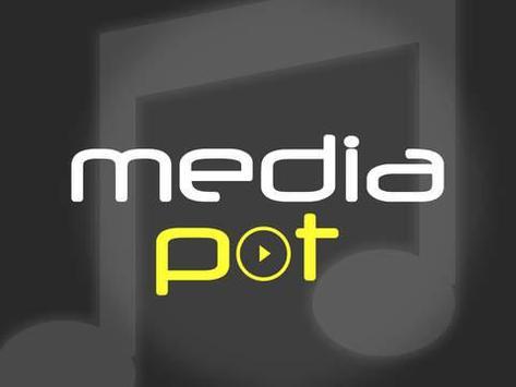 media pot poster