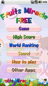 Fruits Miracle Free screenshot 5