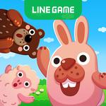 LINE ポコパン-うさぎのポコタの簡単爽快一筆書きパズルゲーム APK