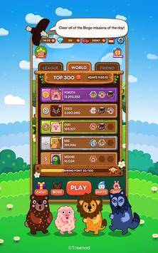LINE Pokopang - POKOTA's puzzle swiping game! imagem de tela 13