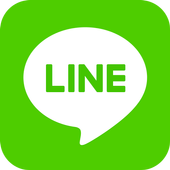 LINE(ライン) - 無料通話・メールアプリ アイコン