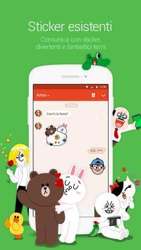 2 Schermata Chiamate e SMS gratis