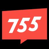 755(ナナゴーゴー)-足あと機能搭載・よりハマるSNS- icon