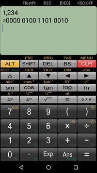 Wissenschaftlicher Rechner Panecal Screenshot 7