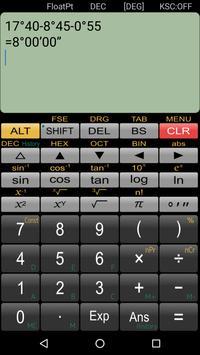 Wissenschaftlicher Rechner Panecal Screenshot 8