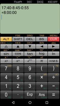 Wissenschaftlicher Rechner Panecal Screenshot 9