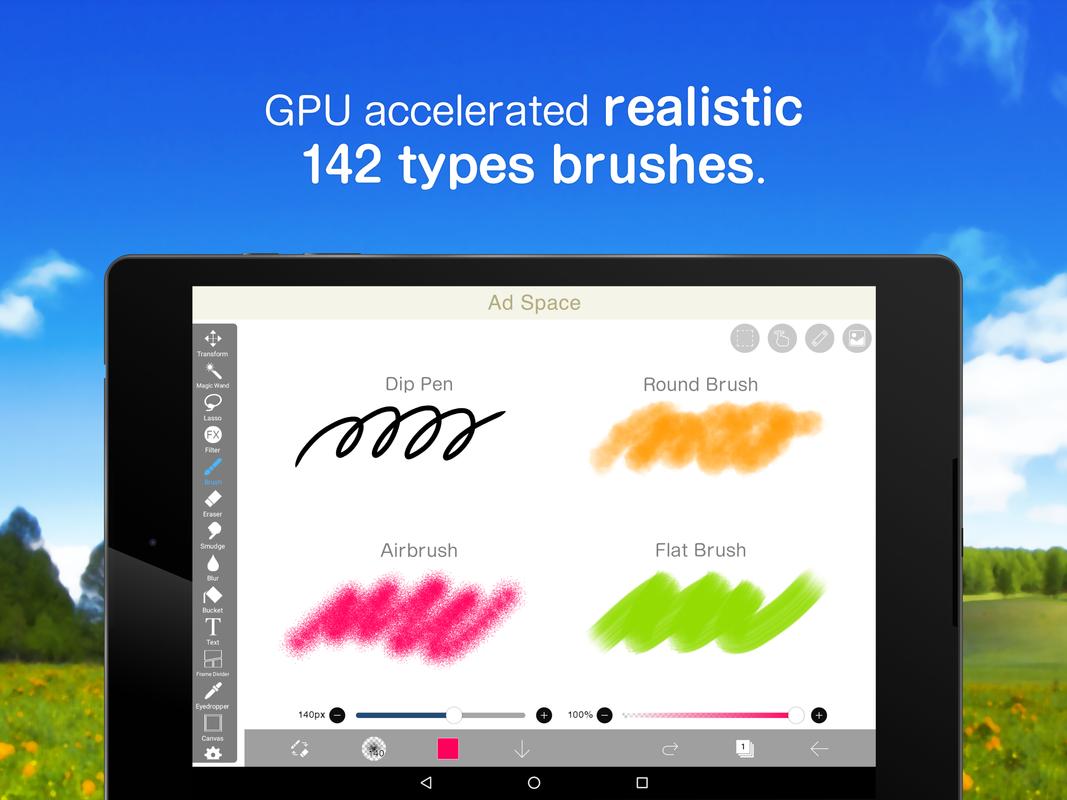 ibis Paint X para Android - APK Baixar