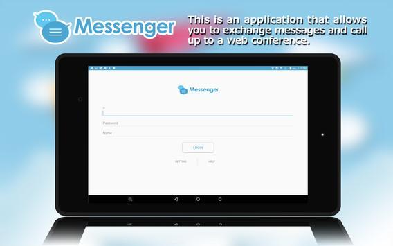 LiveOn Messenger screenshot 3