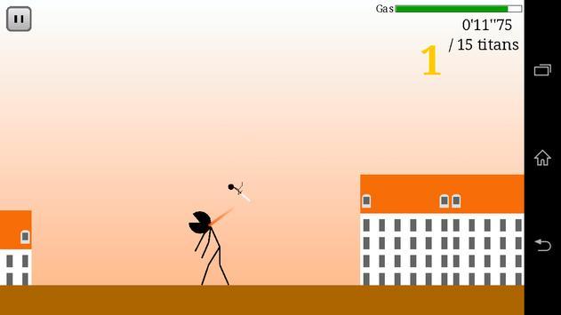 Stick of Titan screenshot 1